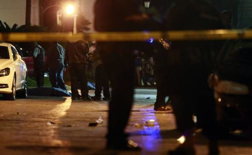 Los esfuerzos del presidente Enrique Peña Nieto por reducir los homicidios han sido prácticamente infructuosos. (Foto de contexto: Notimex)