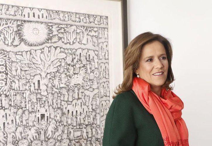 Margarita Zavala dijo que México debe de considerar si Estados Unidos es un socio confiable. (facebook.com/MargaritaZavalaMX)