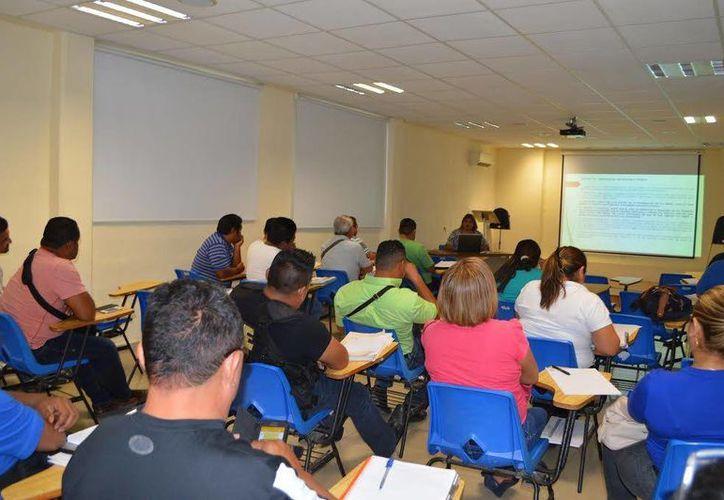 Los cursos son para dar conclusión a las capacitaciones previas y refrendar prácticas desarrolladas en el Sistema Penal Acusatorio. (Redacción/SIPSE)