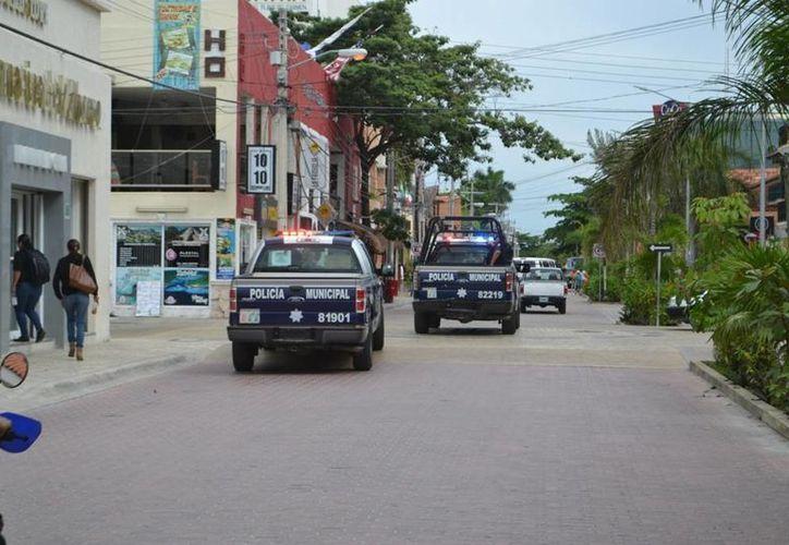 Se espera que este mes entren en funcionamiento las 40 patrullas que están en reparación. (Adrián Barreto/SIPSE)