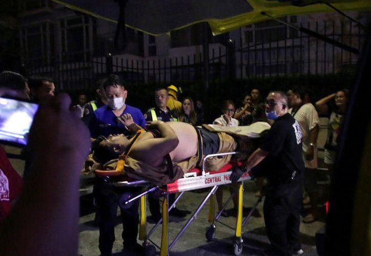 Luego del ataque a un hotel en Manila, se encontraon 34 cuerpos sin vida en el lugar. (RT)