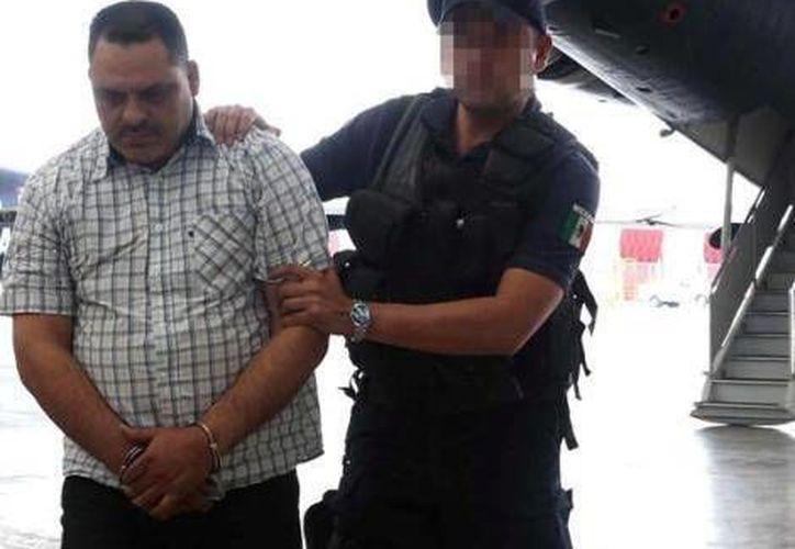 Inés Coronel Barrera fue detenido el pasado martes. (milenio.com)