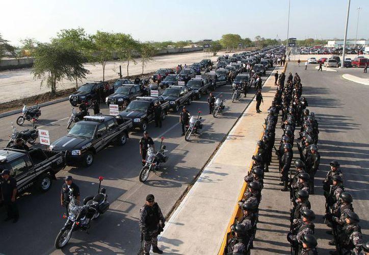 Las 325 unidades se suman al parque existente en los municipios conformado por 198 vehículos. (Cortesía)