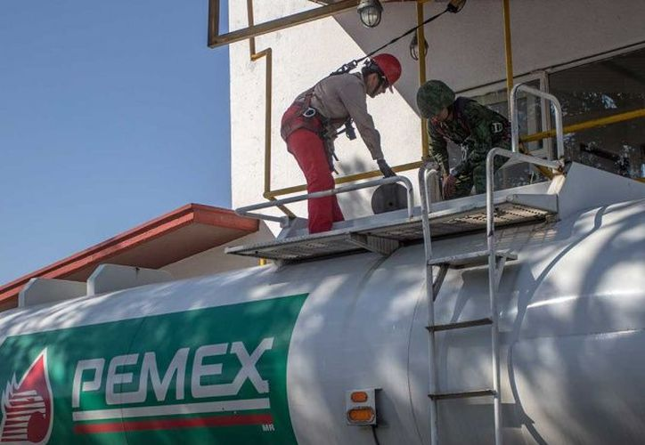 La FGR anunció la vinculación a proceso del primer directivo de Pemex relacionado con el huachicoleo. (Cuartoscuro)
