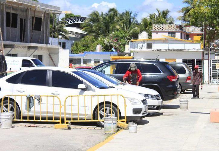 La asignación de los vehículos dependerá de la acciones a realizar. (Harold Alcocer/SIPSE)