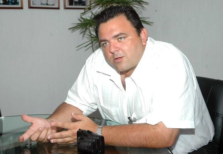 El oficial Mayor, Roberto Antonio Rodríguez Asaf. (Milenio Novedades)