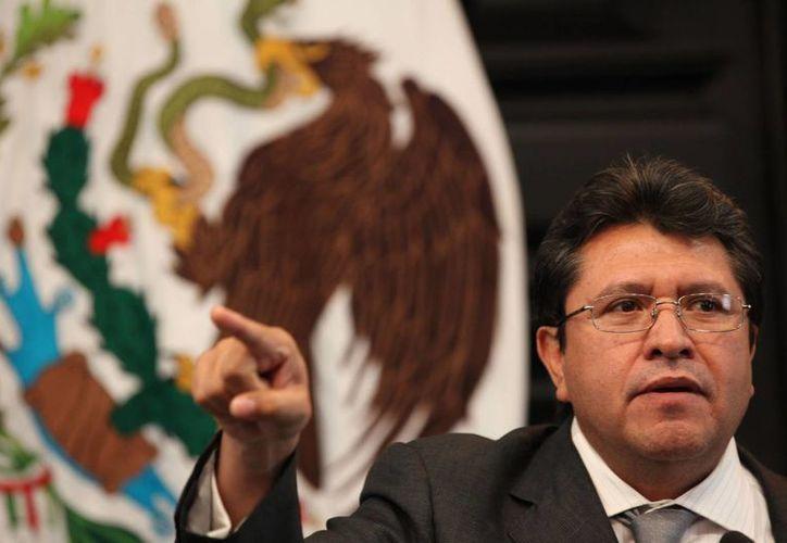 El exgobernador de Zacatecas, Ricardo Monreal, confirmó a través de una carta el secuestro de su suegro, cuando salía de su rancho El Pardillo, en Fresnillo Zacatecas. (ndmx.co)