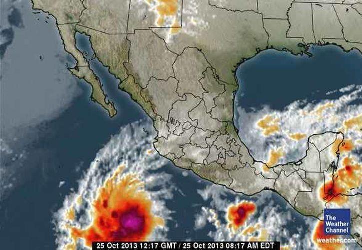 La temperatura mínima será de 19 grados centígrados con una sensación térmica de 30 grados. (Foto: espanol.weather.com)
