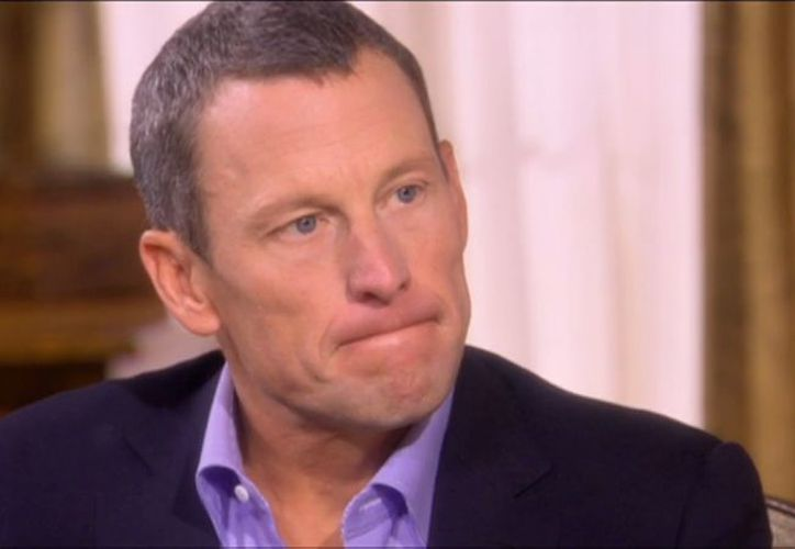 Armstrong se dijo un tipo controlador que buscaba ganar a como diera lugar. (Foto: OWN)