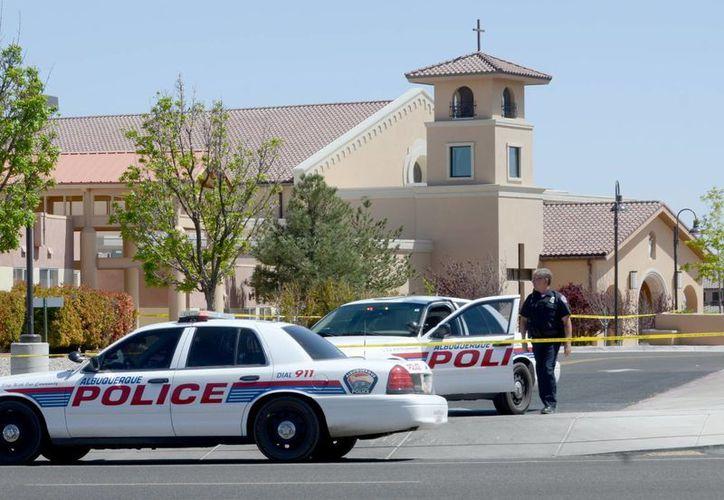 Según la policía, las heridas de las víctimas no fueron graves. (Agencias)
