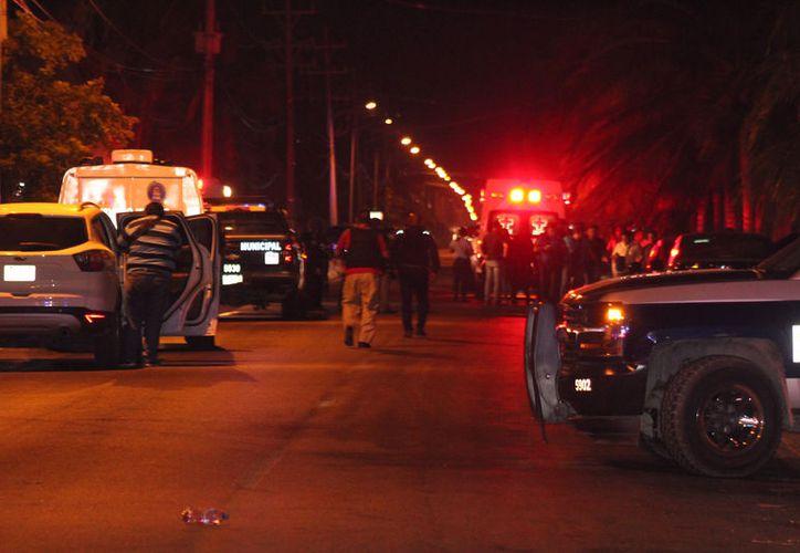 Los índices de violencia en Quintana Roo han disminuido los últimos días. (Foto: Redacción/SIPSE)