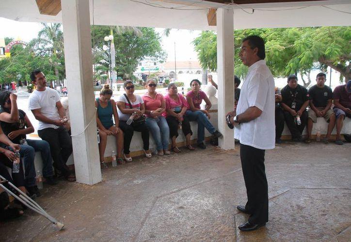 Javier Espinoza Castillo dijo que esperan llegar a un acuerdo con el dueño del inmueble para poder continuar operando el restaurante. (Julian Miranda/SIPSE)