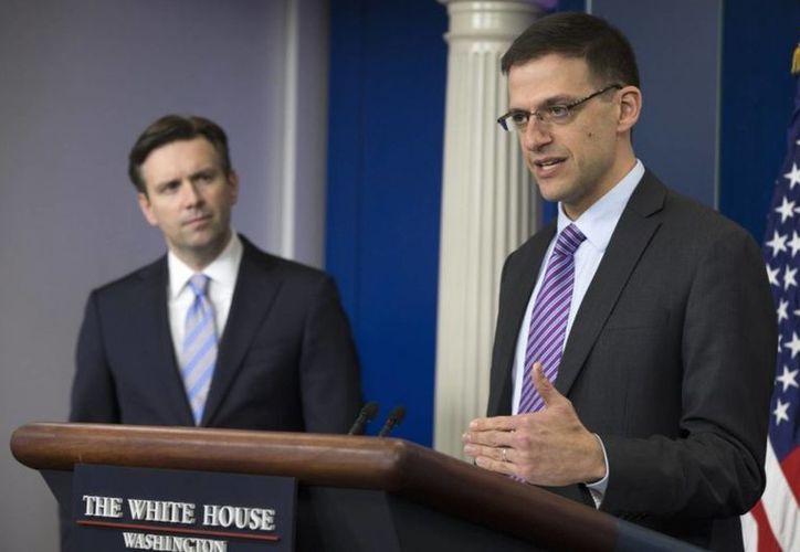 De acuerdo a Adam Szubin, subsecretario para Terrorismo e Inteligencia del Tesoro de EU, este país continuará sancionando actividades iraníes fuera del acuerdo nuclear. (washingtonpost.com)