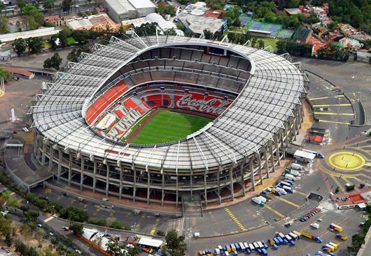 La nueva casa del Cruz Azul a partir del 2018 será el Estadio Azteca. (TuriMexico).
