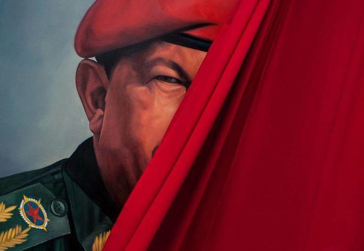 El presidente Chávez convalece en La Habana de una cuarta operación quirúrgica a la que se sometió el 11 de diciembre. (EFE)