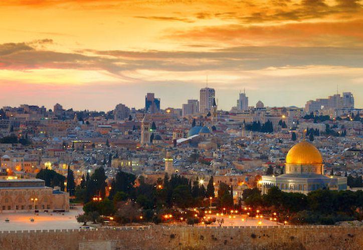El 30 de julio de 1980, el Parlamento israelí aprobó la anexión de Jerusalén. (Contexto)