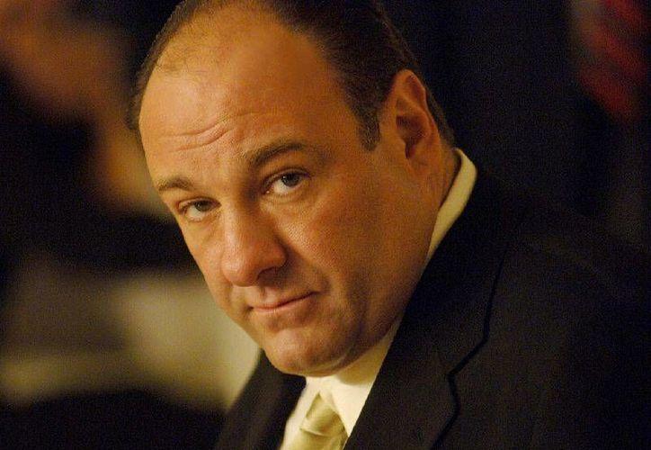 Gandolfini ganó 3 premios Emmy por 'Los Soprano'.