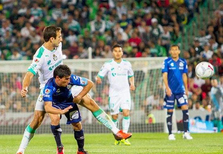 Puebla y Santos cierran la jornada cuatro del futbol mexicano. (Archivo/ Mexsport)