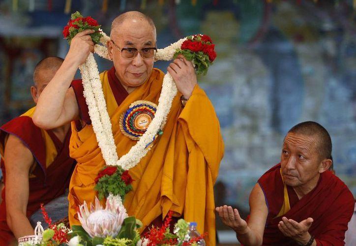 El Dalai Lama celebró su cumpleaños en la India. (Agencias)