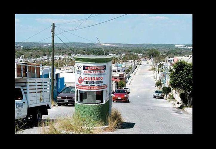 La colonia Vista Hermosa II es una de las más afectadas por la delincuencia. (Jorge Carballo/Milenio)