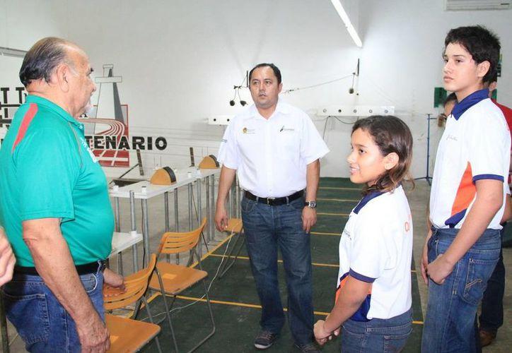 """Los jóvenes quintarroenses participarán en el """"Campeonato Juvenil"""" de Jalisco. (Redacción/SIPSE)"""