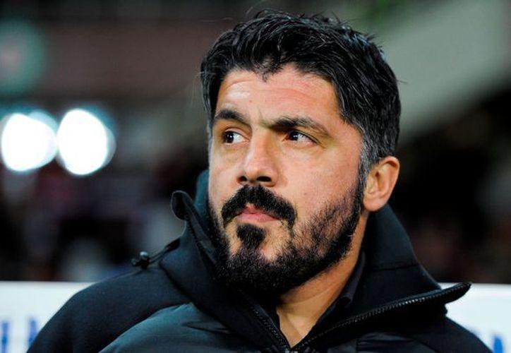 En busca de enderezar el rumbo, el Milan llamó a Gattuso. (Contexto/Internet)
