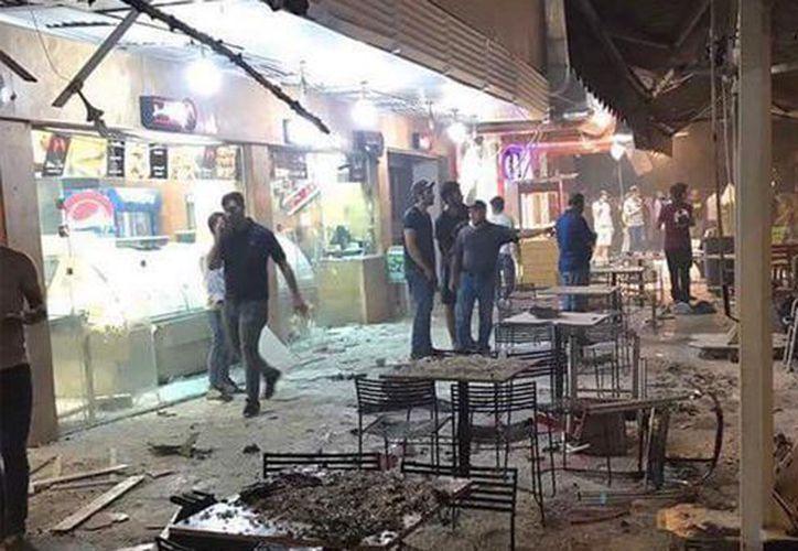 Un coche bomba explotó en Bagdad a pocos días de haber iniciado el mes santo del Ramadán. (Foto: Noticieros Televisa)