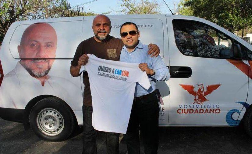 Antonio Cervera convivió con los habitantes de Puerto Morelos. (Foto de Contexto/Internet)