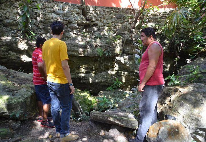 Darán a conocer hoy los detalles del muestreo del agua de cenotes. (Yenny Gaona/SIPSE)