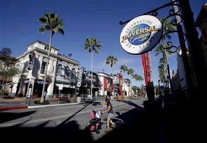 El uso de tecnología de punta para sus atracciones es lo que ha distinguido a  Universal Orlando durante sus 25 años de existencia. (AP)