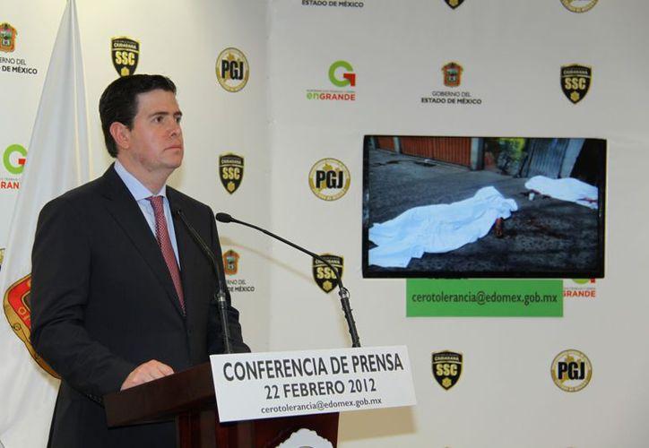 Castillo Cervantes ocupará un puesto clave dentro de la institución. (Archivo/Notimex)