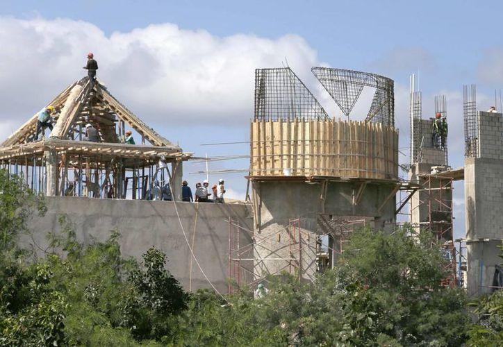 La construcción del parque se ubicará en una extensión de 57 hectáreas. (Israel Leal/SIPSE)