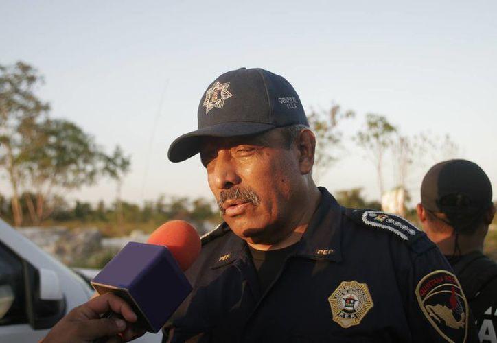 El exdirector de Seguridad Pública de Quintana Roo, el general Bibiano Villa, renunció a su cargo el pasado junio de 2014.  (Milenio Digital)