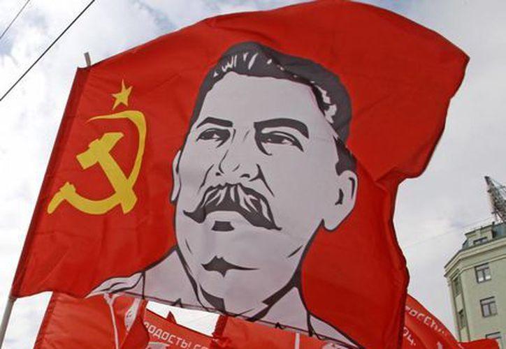 Simpatizantes del Partido Comunista durante una manifestación. (Agencias)