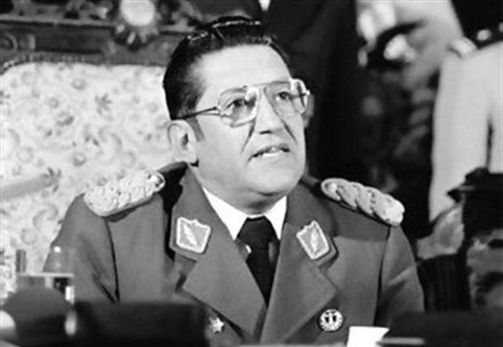 Luis García Meza encabezó un Golpe de Estado en 1980 y su gobierno también fue acusado de delitos de narcotráfico por agencias de EU. (Foto: Notimérica)