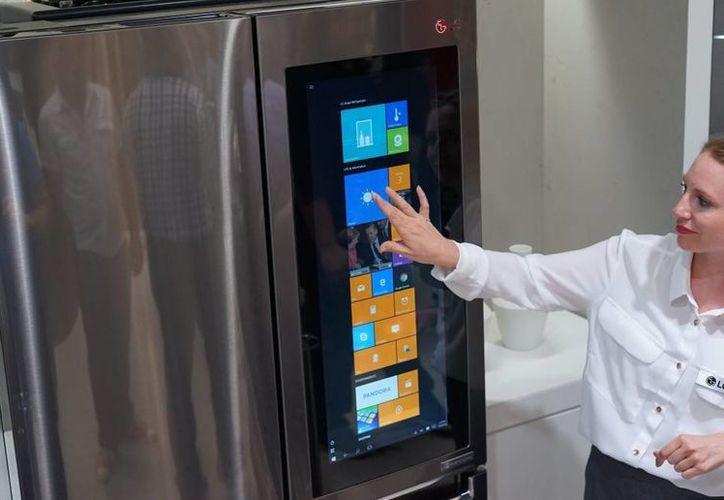 Los nuevos refrigeradores, llamados inteligentes, hacen mucho más que enfriar. (mundoejecutivo.com.mx)