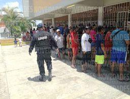 Reportan votaciones tranquilas en Chetumal