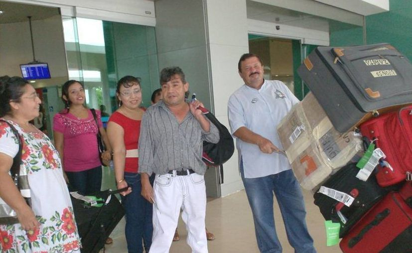 La Secretaría del Trabajo y Previsión Social tiene el objetivo de apoyar a los deportados en su regreso a Yucatán. (Imagen estrictamente ilustrativa/ Milenio Novedades)