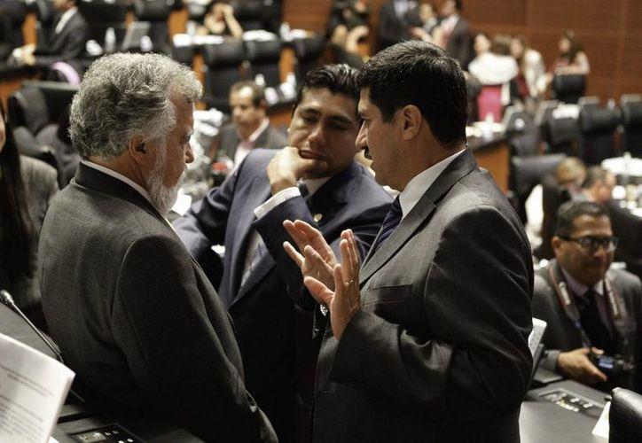 Los senadores aprobaron la designación de magistrados electorales para estados como Baja California Sur, Yucatán y Chiapas. (Notimex)
