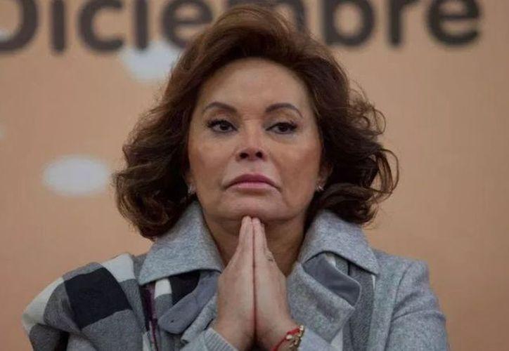 La maestra Elba Esther Gordillo enfrenta dos casos de investigación una de la SEIDO del 2011 y otra del 2010 por la Subprocuraduría de Delitos Federales. (Foto: tribuna.com.mx)