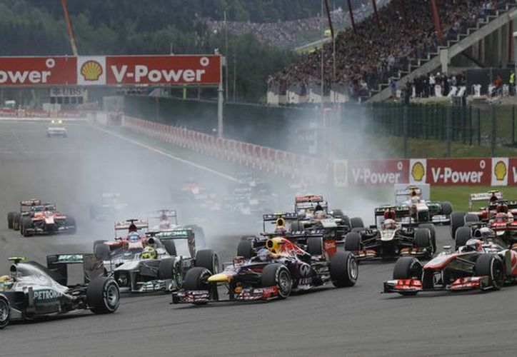 A Red Bull, Ferrari, McLaren y Mercedes, les conviene realizar prácticas todo el año. (Foto: Archivo/Agencias)