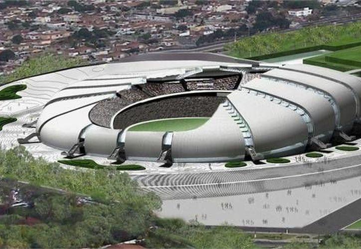 El estadio de Natal, en Brasil, será sede mundialista. Este año ha registrado hechos de violencia que involucran a los aficionados. (es.fifa.com)