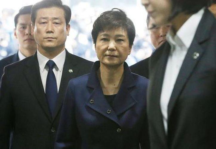La ex presidenta fue arrestada en la madrugada del viernes de dicho país (Contexto/Internet)