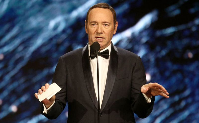 Spacey acusado de abuso sexual en incidente cerca de Boston en 2016