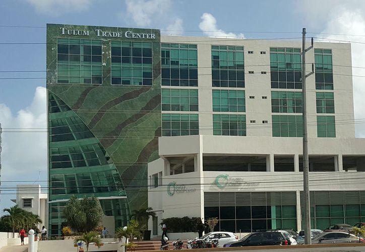 El MIC se encontraba en el edificio de oficinas corporativas llamado Tulum Trade Center. (Jesús Tijerina/SIPSE)