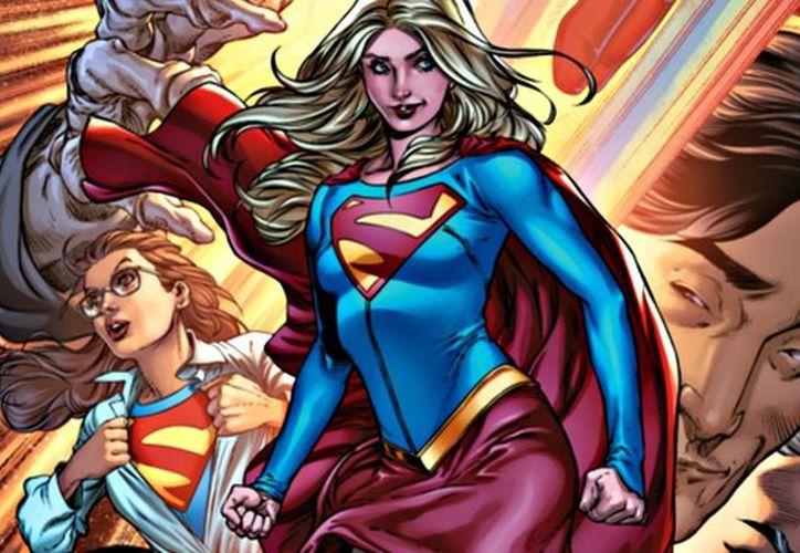 Supergirl es el nuevo proyecto que desarrollan los estudios de cine. (vanguardia.com)