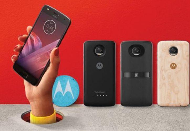 """En la invitación se maneja el eslogan """"Motorola is back"""", pues Moto dijo adiós y Motorola vuelve como marca comercial. (Foto: Contexto/Internet)"""