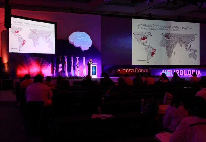 Realizan el Congreso Panamericano de Neurología en Cancún. (Luis Soto/SIPSE)