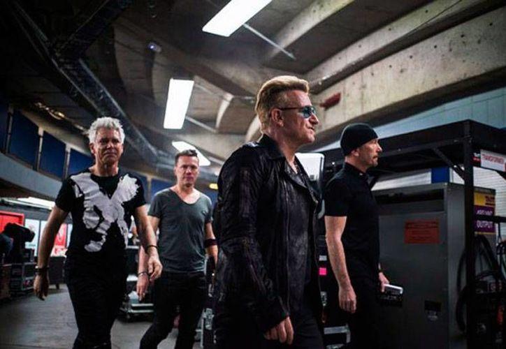 El canal de televisión de paga HBO publicó el tráiler de la película 'U2: Innocence + Experience Live In Paris'. (excelsior.com.mx)
