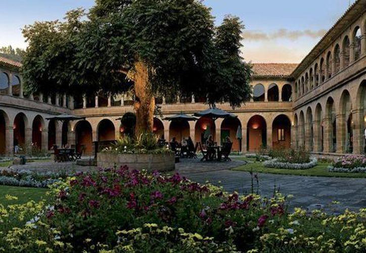 Hotel Monasterio localizado a una cuadra de la Plaza de Armas, en pleno centro de Cusco, en Perú. (monasteriohotel.com)